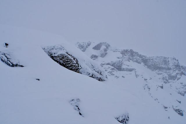 Locally, avalanche control produced Sz 1-1.5 soft slabs--Xe, Xr, Xt, Sc.  Touchy soft slabs!