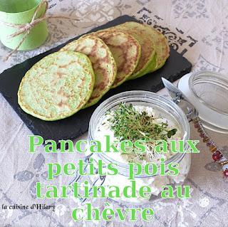 http://danslacuisinedhilary.blogspot.fr/2017/05/pancakes-petits-pois-tartinade-chevre.html