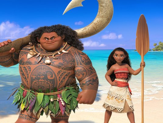 Disney Movie Moana