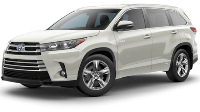 2019 Toyota Highlander Redesign