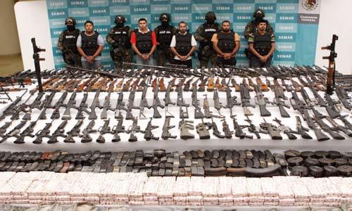 mafia kolombia 10 Mafia Terbesar Paling Berbahaya di Dunia