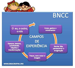 Quais são os 5 campos de experiência na Educação Infantil