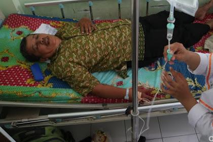 Innalillaahi, Guru Dasrul yang Pernah Dianiaya Murid Meninggal Karena Kecelakaan