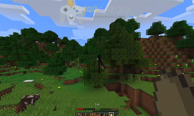 تحميل ماين كرافت Minecraft برابط مباشر