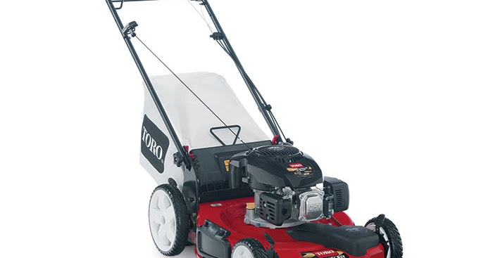 Clanging Bell My New Toro Mower When More Expensive