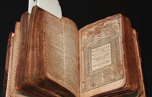 Antigo Testamento, leitura da Bíblia, como ler a bíblia