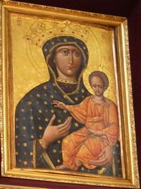 Obraz Matki Bożej Zwycięskiej gdańsk
