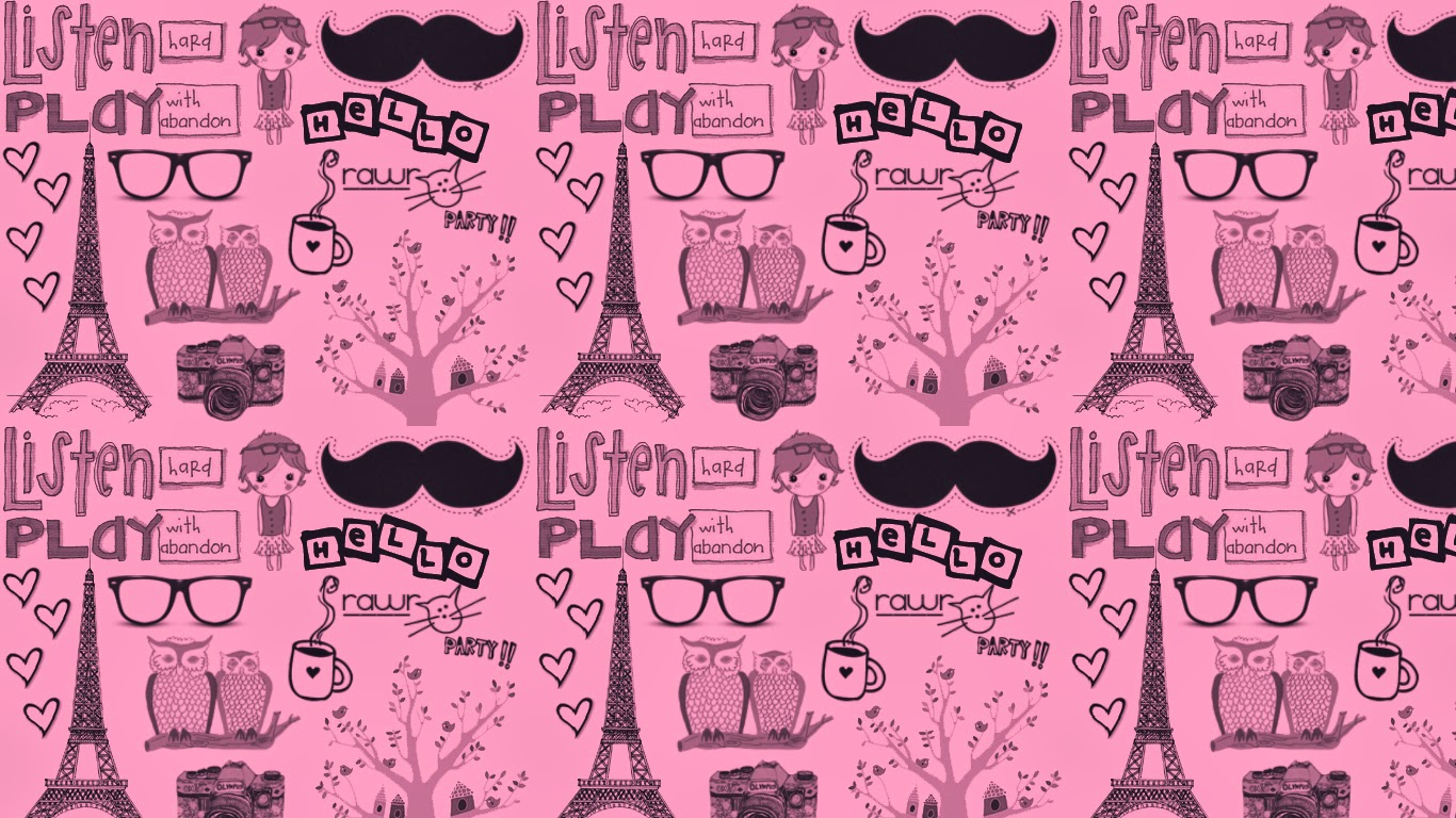 Gambar Wallpaper Lucu Paris Expo Wallpaper