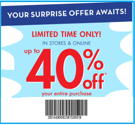 image relating to Weight Watchers Printable Coupons called Up towards day printable coupon codes : Izod coupon 20