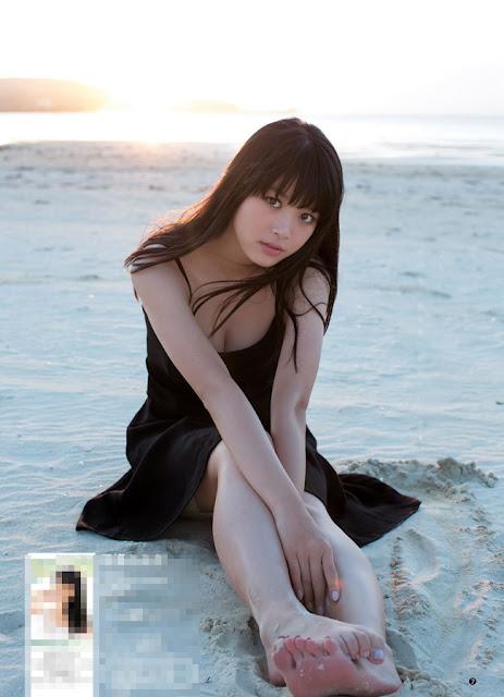 Hot girls Fumika Baba sexy actress in japan superman movie 3