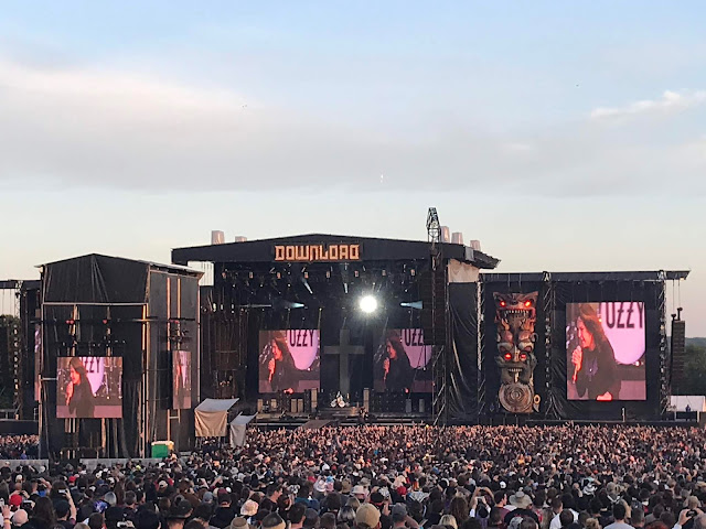 Ozzy Osbourne at Download UK 2018