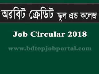 Orbit School & College Job Circular 2018