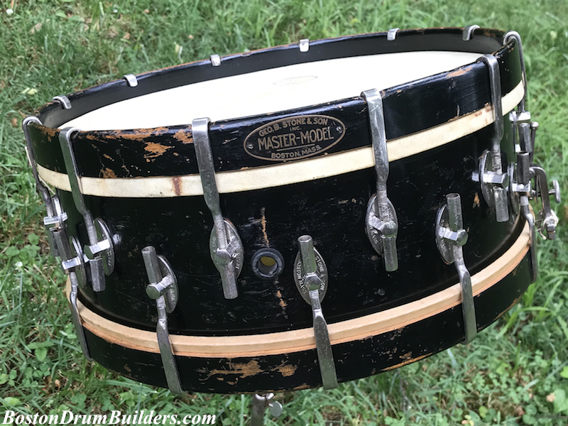 1925 George B. Stone & Son Master-Model Drum
