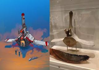 【美術設計師Eric Geusz的靈感來源】