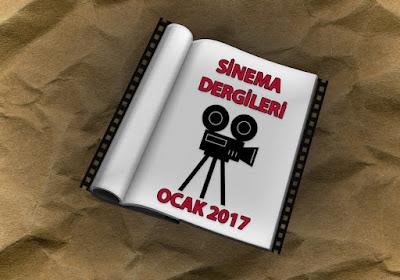 Ocak 2017 Sinema Dergileri