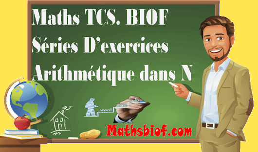 Séries d'exercices maths tronc conmun bac intrnational (biof) slv partager ce cours maintenant --> Facebook Twitter Google+