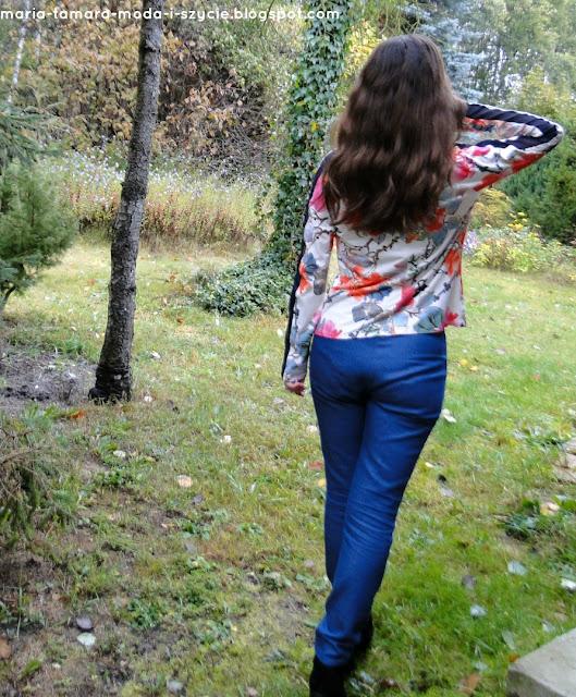 bluzka na jesień
