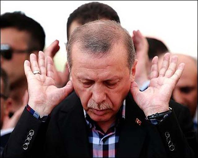 «Προεκλογική κρίση» αναζητά ανεύθυνα ο Ερντογάν…