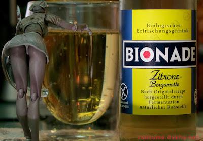 Bionade Zitrone-Bergamotte - обзор лимонада