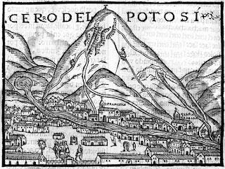 Cerro Rico del Potosí