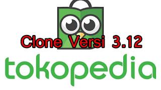 Tokopedia Clone Apk Versi 3.12