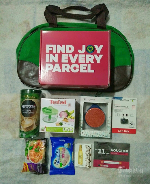 Lazada Box Of Joy