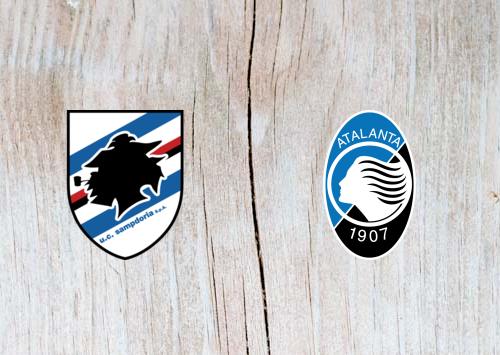 Sampdoria vs Atalanta - Highlights 10 March 2019
