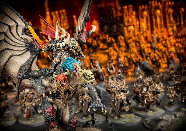 Everchosen y Archaon