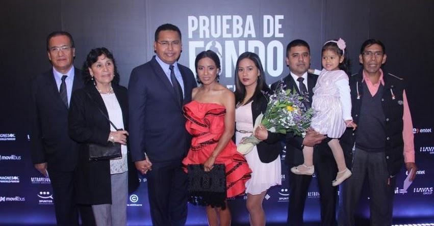 INÉS MELCHOR: Fondista peruana presenta su película «Prueba de Fondo» [VIDEO]