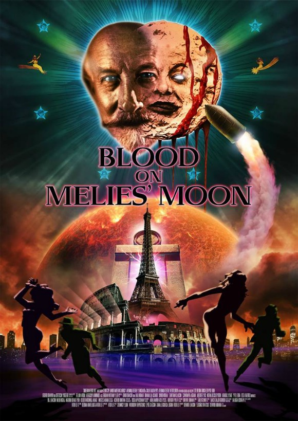 blood on melies moon
