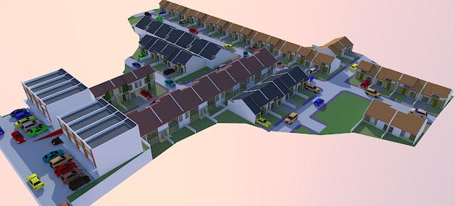 Biaya Disain Site Plan