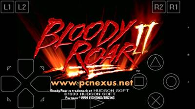 bloody roar 2 android epsxe