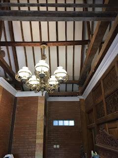 Desain rumah limasan modern