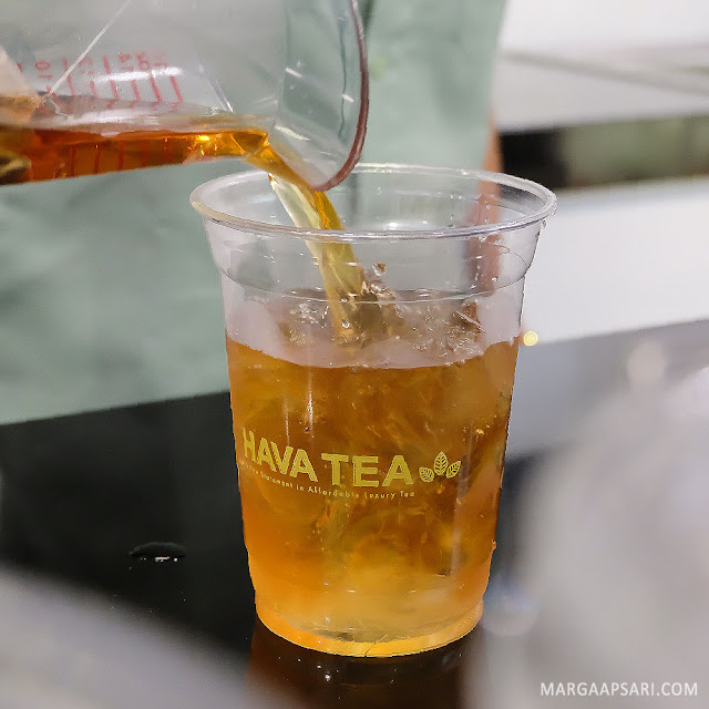 Iced Forest Berry Tea Hava Tea