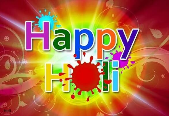 Happy Holi Ecards for Whatsapp