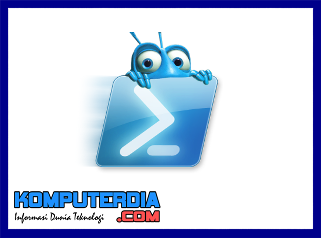 Cara menggunakan windows powershell dan pengertian windows powershell