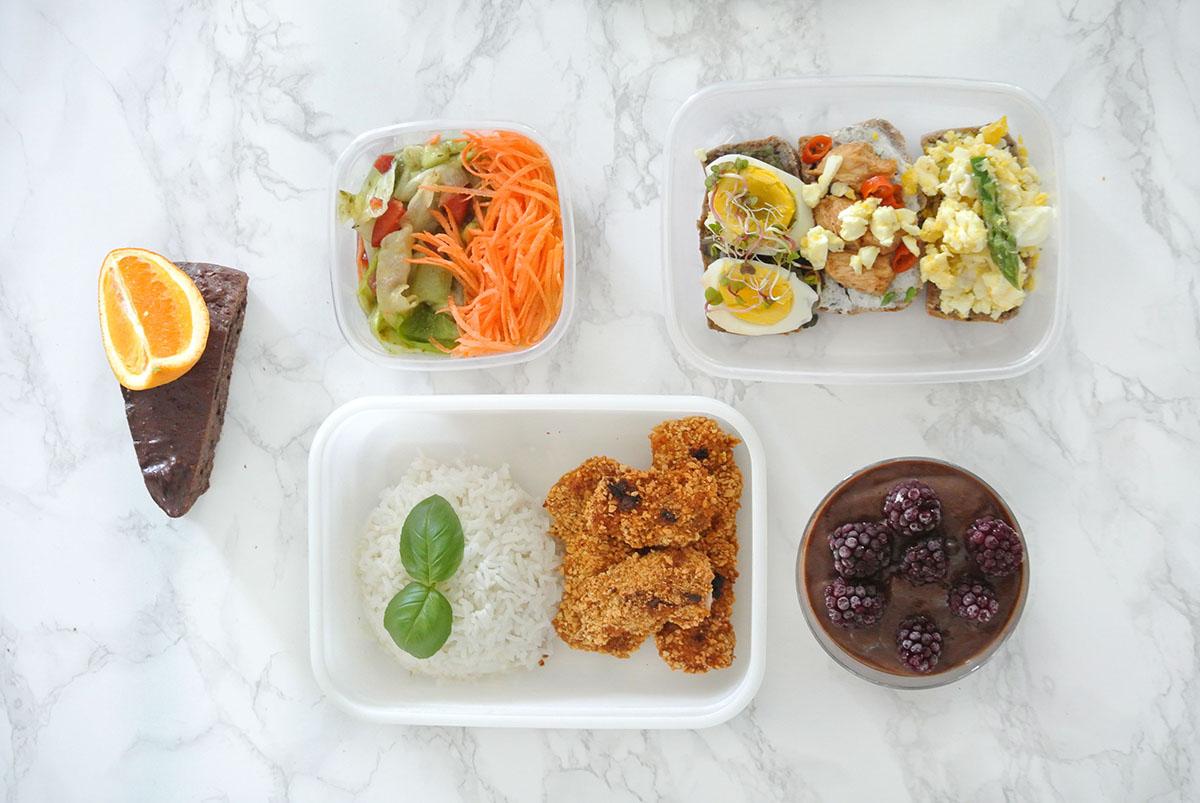 Jadłospis na cały tydzień ze śniadaniami białkowo-tłuszczowymi