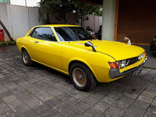 Forsale Toyota Celica TA22 type GT 1972