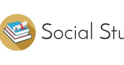 Social Studies - cover