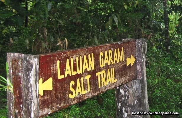 Tambunan Salt Trail