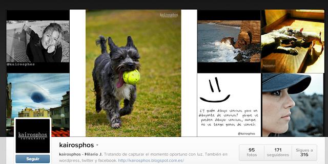 kairosphos en instagram