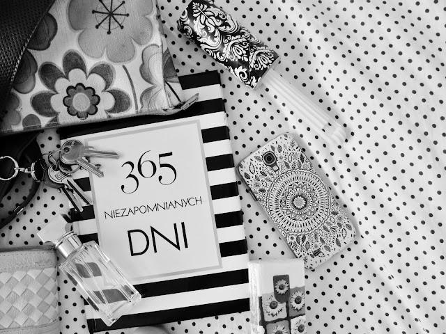Co możecie znaleźć w mojej torebce | Black&White