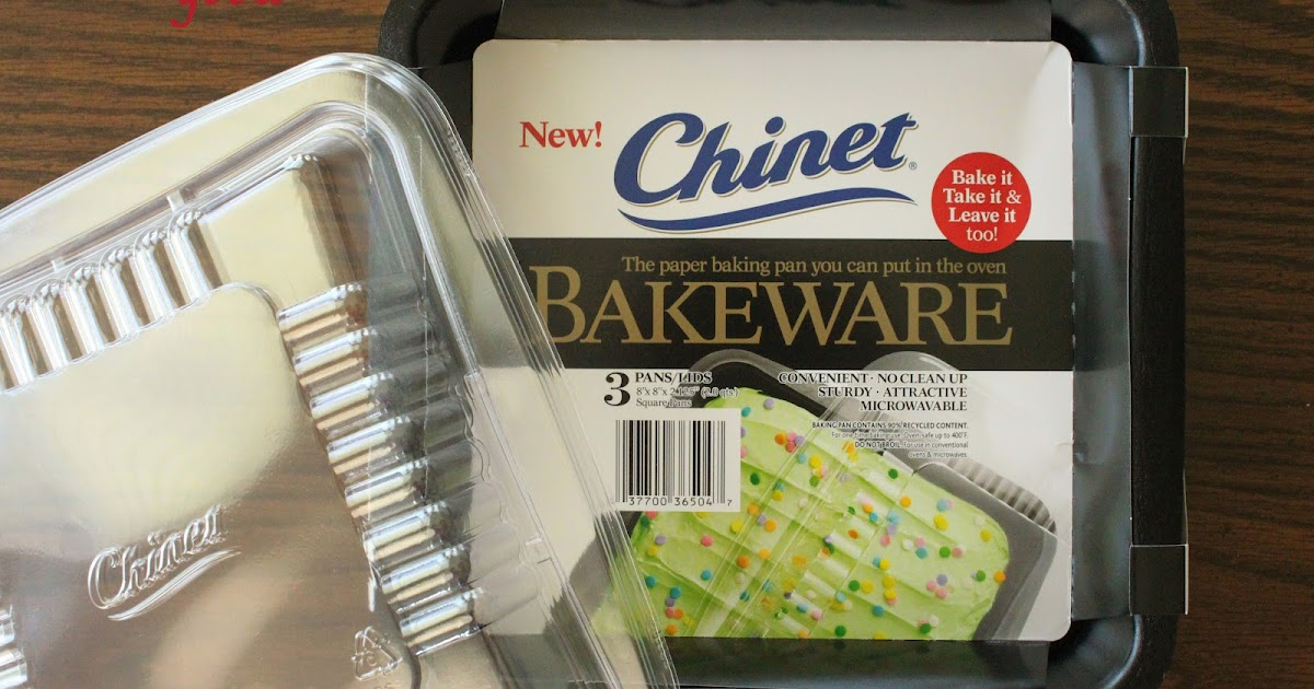 Lick The Bowl Good Chinet Bakeware 174 Review And Giveaway