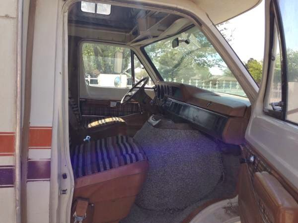 Gmc Motorhome For Sale >> Used RVs 1978 Dodge Sportsman RV For Sale by Owner