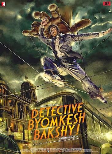 Detective Byomkesh Bakshy (2015) Movie Poster No. 1
