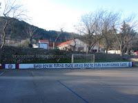 Torcida Brač Hajduk Split grafiti Nerežišća slike otok Brač Online