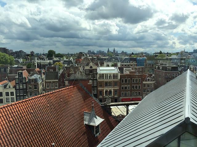 Blue 360 Amsterdam Restaurant Review
