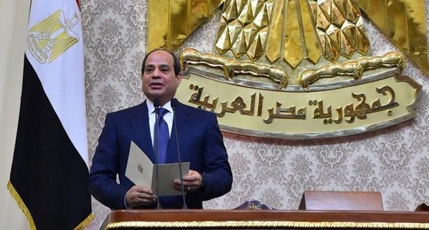استفتاء وهمي شعبي على التعديلات الدستورية في مصر