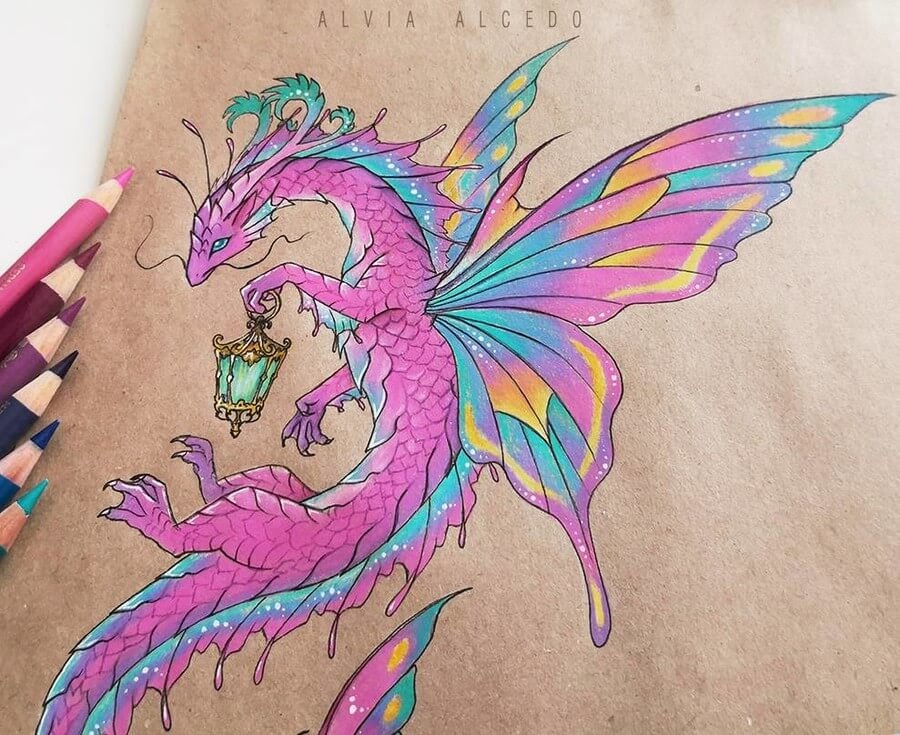 03-Fairy Water Dragon-Alvia-Alcedo-www-designstack-co