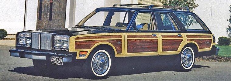 Chrysler T Amp C